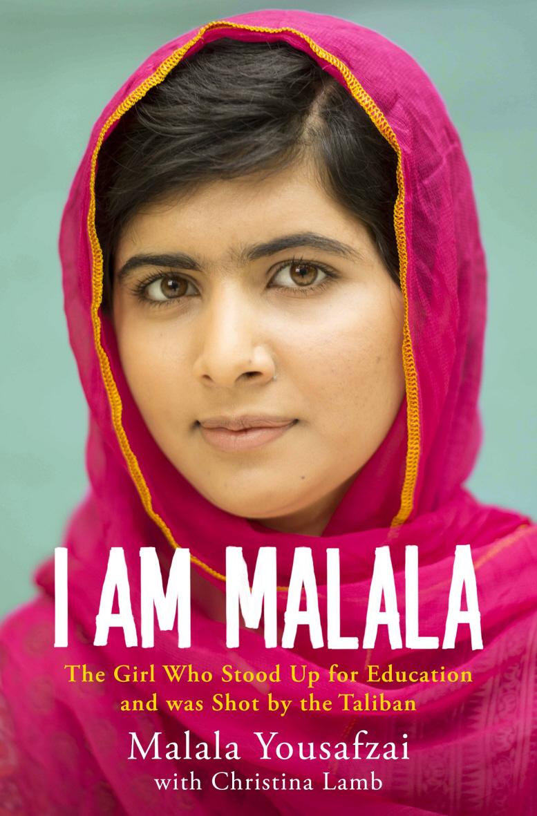 malala book name in essay