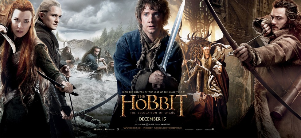 Promotion artwork for The Hobbit film