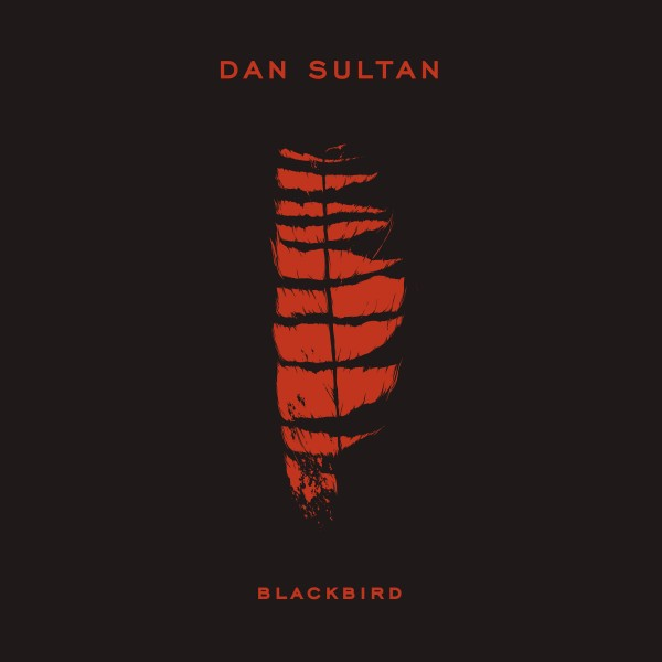 Album cover for Dan Sultan's new album Blackbird
