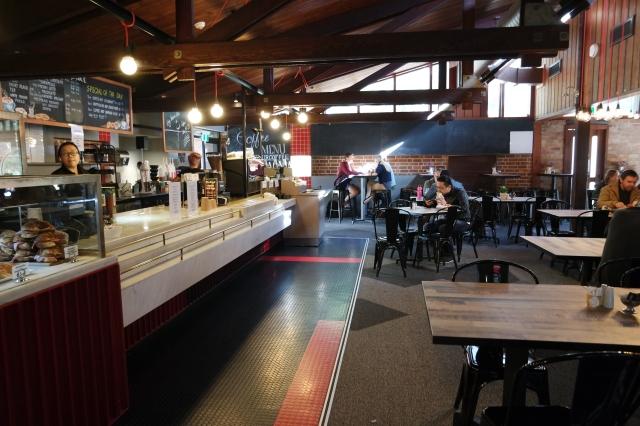 Mamaduke Cafe. Image by Jackie Brock.