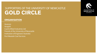 Coal and mining companies are well represented in the University of Newcastle donor lists
